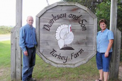 Duerksen Turkey Farm